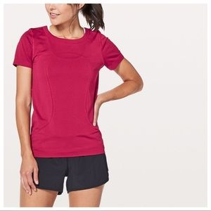 Lululemon Swiftly Tech SS Breeze - (Relaxed Fit)